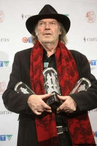 Neil wins all Awards in 2011