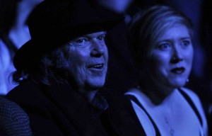 Neil Young Winner Canada Juno Awards 2011