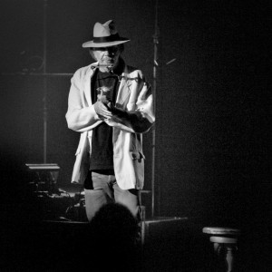 Neil Young Toronto 2011