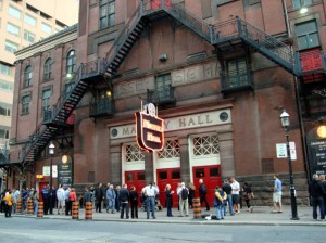 Massey Hall by Sharry
