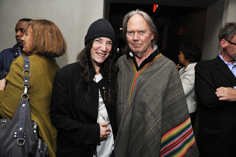 Blue Rider Press and Penguin USA Celebrate Neil Young's New Book