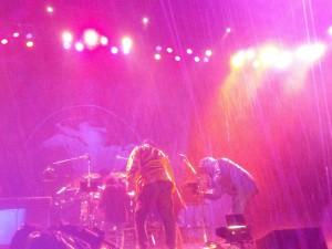Like A Hurricane Rain in Australia