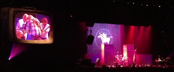 Neil Young and Crazy Horse, Perth, Australia 2013
