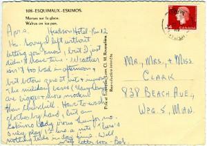 postcards never came