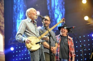 Seeger & Young 2013 Farm Aid