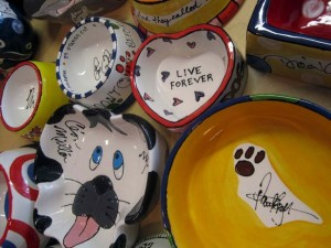 Neil Dog Bowl