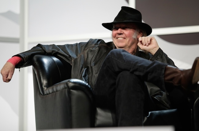 Neil Young's Agenda: Jack White Project, Second Book, 'Full-Blown Orchestra' Album