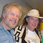 Neil Young and Randy Bachman