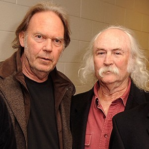 Neil Young & David Crosby