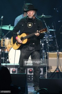 Neil Young at Light Up The Blues