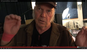 Neil Young Teatro Session
