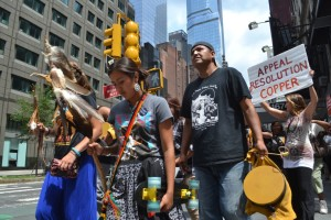 Apache Stronghold activists. Joseph Huff-Hannon