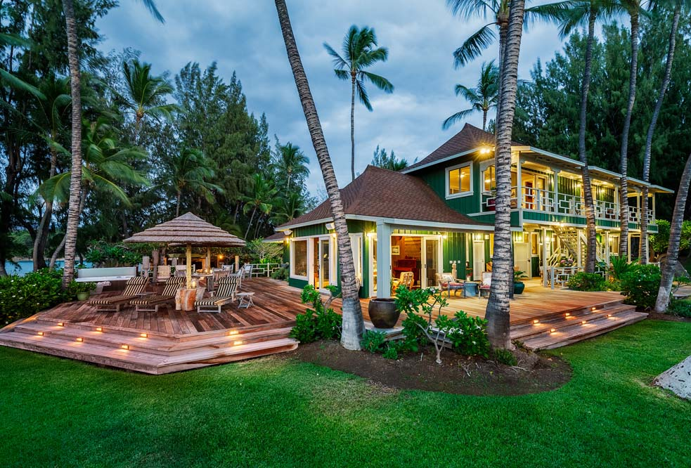 Sugar Mill Beach House Hawaii