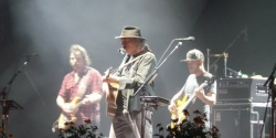 Three blissed-out hours of Neil Young on day one of WayHome